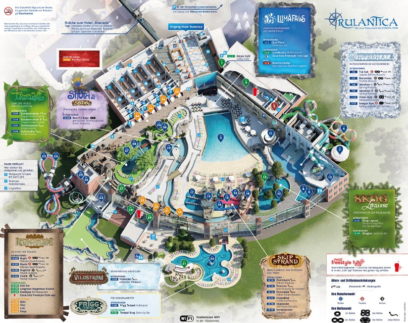 Rulantica-Plan PDF vom Europapark